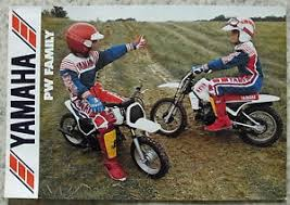 yamaha pw50 for sale. image is loading yamaha-pw50-pw80-sidecar-motorcycle-sales-brochure-1983 yamaha pw50 for sale