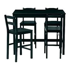 black glass table top glass table top high top table black table bar table and 4