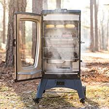 John mclemore signature series exclusively at lowes. Amazon Com Masterbuilt 20070311 40 Inch Top Controller Electric Smoker With Window And Rf Controller Smokers Garden Outdoor