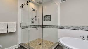 shower glass stain removal