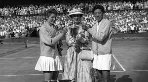 Former player Angela Buxton, doubles partner of Althea Gibson, dies at 85 |  KECI