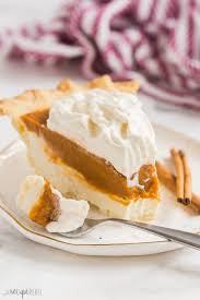 cream cheese pumpkin pie no bake