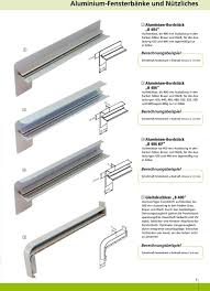 Aluminium Fensterbänke Gs 40 Das Schönste Was Ihrer Fassade
