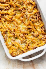 Ground beef casseroles are always a good choice for busy weeknight family meals. Simple Ground Beef Casserole Salt Lavender