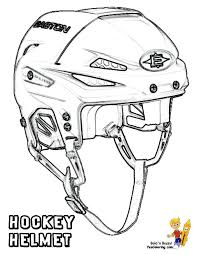 Ice Hard Hockey Coloring Pictures At Nashville Predators Pages ...