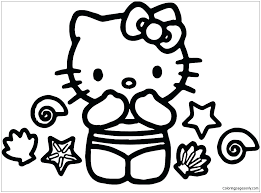 Hello kitty is in the 3rd grade and likes to learn about the world. Hello Kitty Of Princess Hell Coloring Pages Cartoons Coloring Pages Free Printable Coloring Pages Online