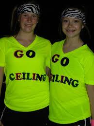 ceiling fan funny costume