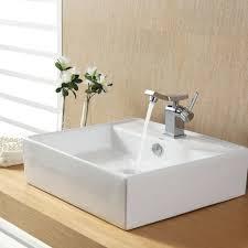 Square Sinks Bathroom Ceramic Sink Combination Kraususacom