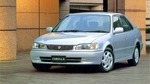 Toyota Corolla 1 6 GT AE111 '04 1997–07 2000 - YouTube