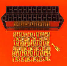 20 way bulkhead blade fuse holder box and terminals land rover image is loading 20 way bulkhead blade fuse holder box and