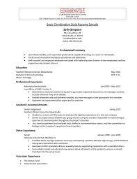American Resume Samples American Resume Samples Sample Resumes Us Government Template 2