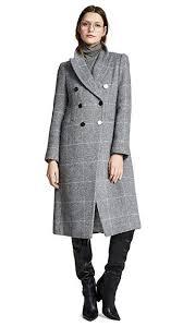 Club Monaco Jemma Plaid Coat #coat #woolcoat #shopping #shopthelook #style  #styleinspiration #wishlist #meghanmarkle #shopbp #shopstyle (met  afbeeldingen)