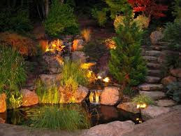 pyracanthaoutdoorlightingideas outdoor garden lighting ideas39 garden
