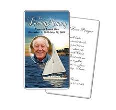 Memorial Card Template Funeral Prayer Cards And Download Diy Templates