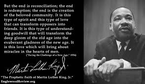 Martin Luther King Quote Enchanting Martin Luther King Jr His Prophetic Faith In 48 Quotes The