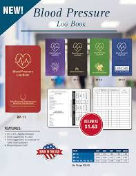 New Bp Chart Medical Products From Payne Publishers Promotional Product