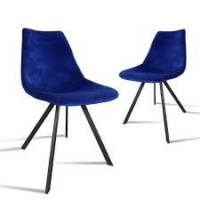 Esstisch Stühle Samt