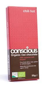 consciouschocolate from 3 50g bar