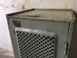 Antiker Werkzeugschrank Aus Den 30 40er Jahren Der Schrank