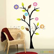 diy wall paper sticker decal decor art tree blossom