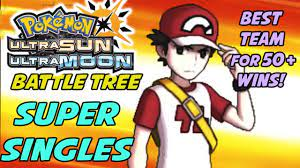 Best Pokemon to Use in Battle Tree Super Singles! - Pokemon Sun and Moon  Battle Tree Team Guide - YouTube