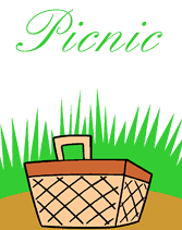 Picnic Template Picnic Printable Invitations Templates