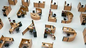 office cubicle design. Unique Office Cubicle Design By Benoit Challand (timefordeco) N
