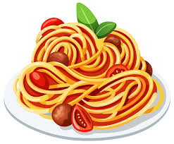 Image result for italian food clipart