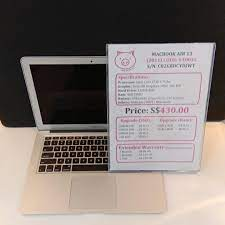 Pre Owned MacBook For Sales, Computers & Tech, Laptops & Notebooks on  Carousell