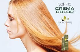 Solfine Crema Color Sabre Corp Professional Hair Salon