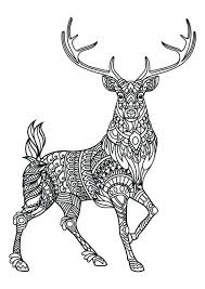 Animal Mandala Coloring Pages Free Printable Raovat24hinfo