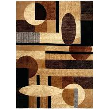 brown black and tan area rug brown and tan area rugs patterned rug black