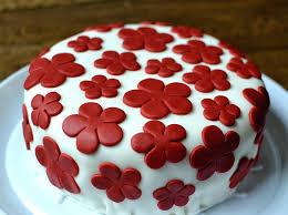 Red Velvet Cake Pictures And Recipe Red Velvet Birthday Cake Simple