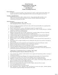 Fast Food Job Resume Fast Food Manager Resume Examples Example Of Template Awesome 10