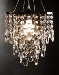 crystal chandelier 3 tiers chandeliers crystals and lights intended for popular house plug in crystal chandelier decor