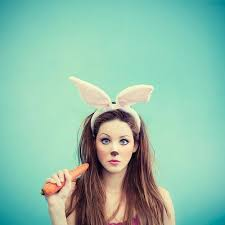 bunny makeup for