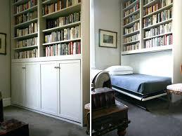 hidden wall bed. Cool Hidden Wall Bed Bookshelf Hide A Way Reading Guest Room Philippines W