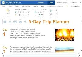 Trip Planner Excel Trip Planner Excel Download By Route Planner Excel Spreadsheet