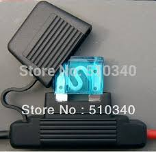 online buy whole maxi fuse holder from maxi fuse holder shipping 5pcs maxi fuse holder in line awg wire copper power blade sealed