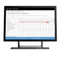 Jet Budgets Microsoft Dynamics Budgeting Software