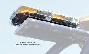 24 In. Legend LPX Discrete Light Bar Federal Signal LPX24D-00015
