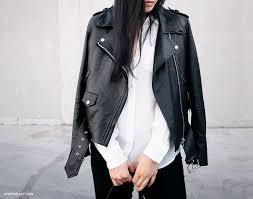 perfect black leather jacket cairoamani com
