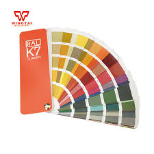 Ral Colour Chart 2016 Us 23 0 German Ral 213 Kinds Of Colors Classic Colours Color Chart Ral K7 In Pneumatic Parts From Home Improvement On Aliexpress