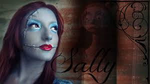 sally the nightmare before tim burton s collaboration make up tutorial 12 you