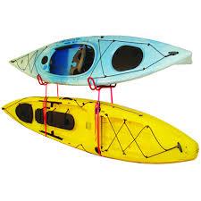 j dock hybrid 2 kayak storage rack