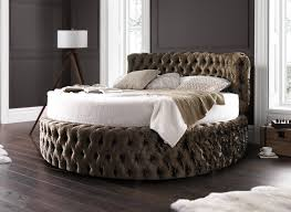 Modern Beds Round Beds Made To Measure Bespoke Beds From Bedmill UK