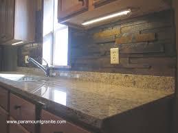 backsplash for santa cecilia granite countertop. Brilliant Countertop Fancy Backsplash For Santa Cecilia Granite Countertop F71X On Most With  R