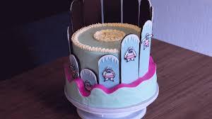 Yeti Birthday Cake Eisprung