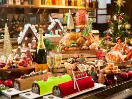 Christmas Eve Buffet Singapore 2014