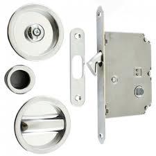 Door & Windows: Sliding Door : Latch Pin Hardware Door Catch Plate ...